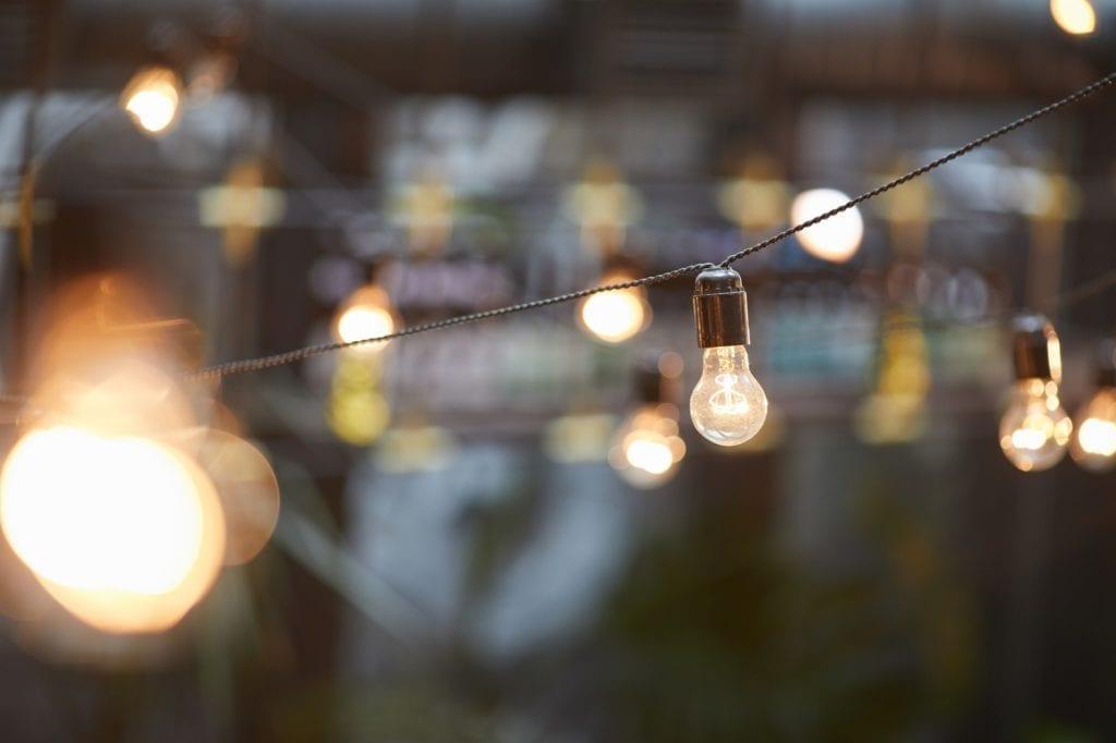 Outdoor Lighting Garlands