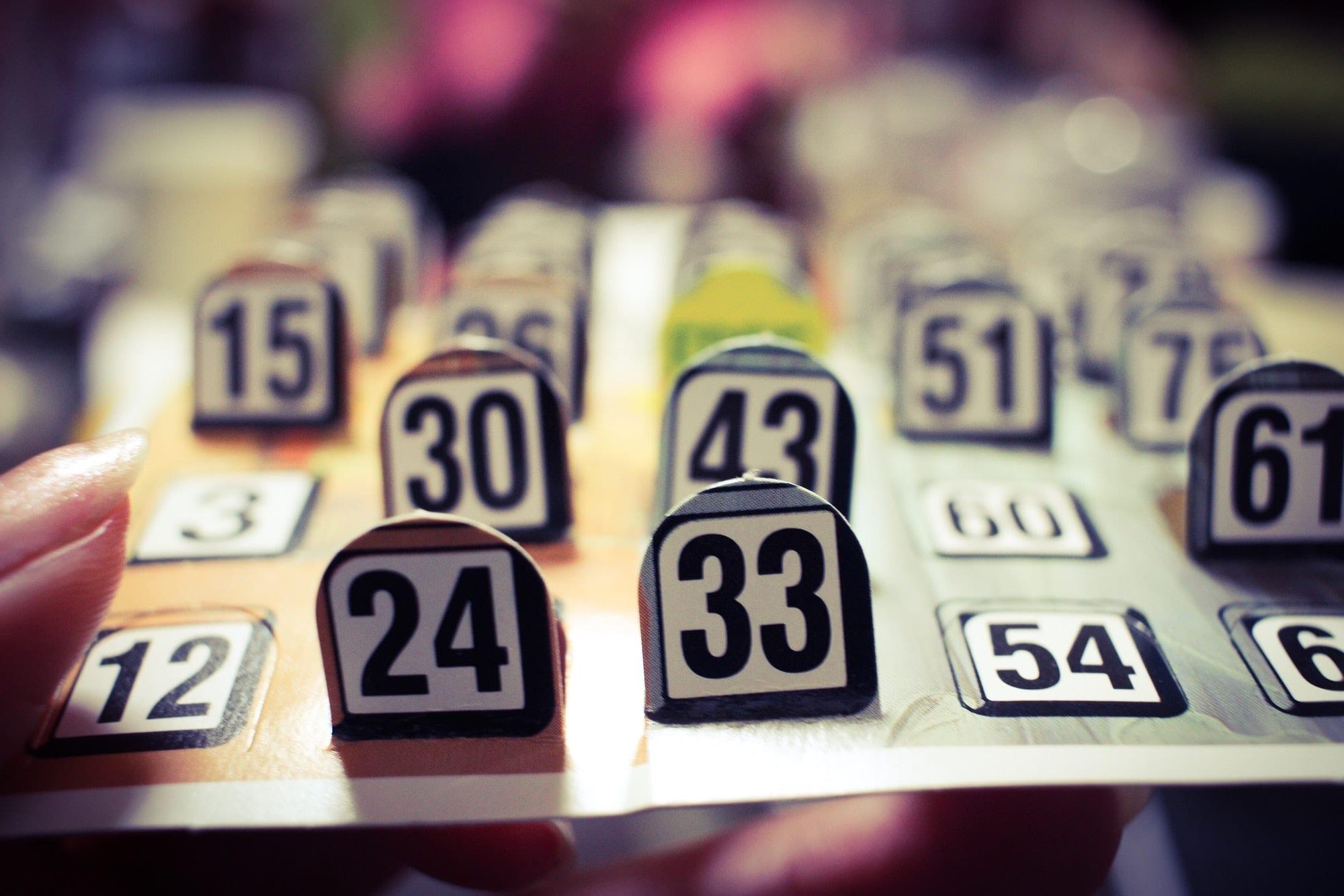 Bingo time. 😄😄😄